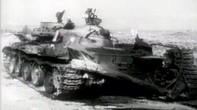 VIDEO: Yom Kippur War