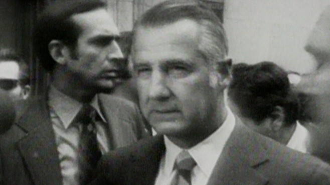 VIDEO: Vice President Spiro Agnew Resigns