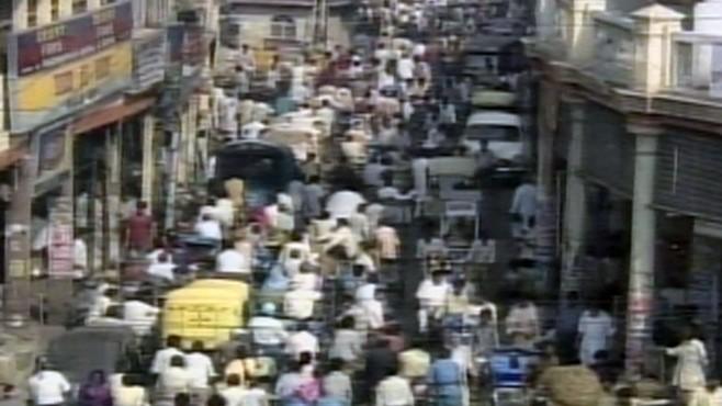 VIDEO: World Population Reaches 6 Billion