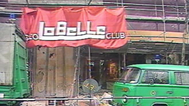 VIDEO: Berlin Disco Bombed