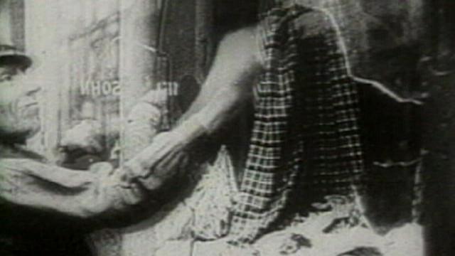 VIDEO: Kristallnacht Anniversary