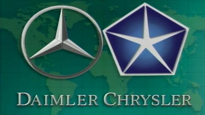 Mercedes Benz Daimler Chrysler Merger
