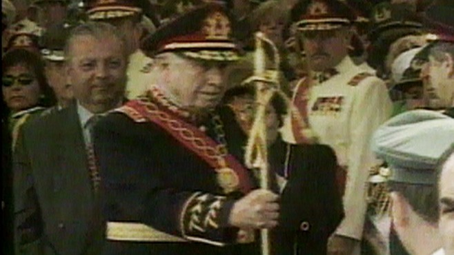 VIDEO: Chilean Dictator Pinochet Arrested
