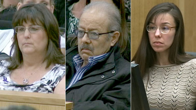 Jodi Arias Mother And Father Jodi arias and her parents in