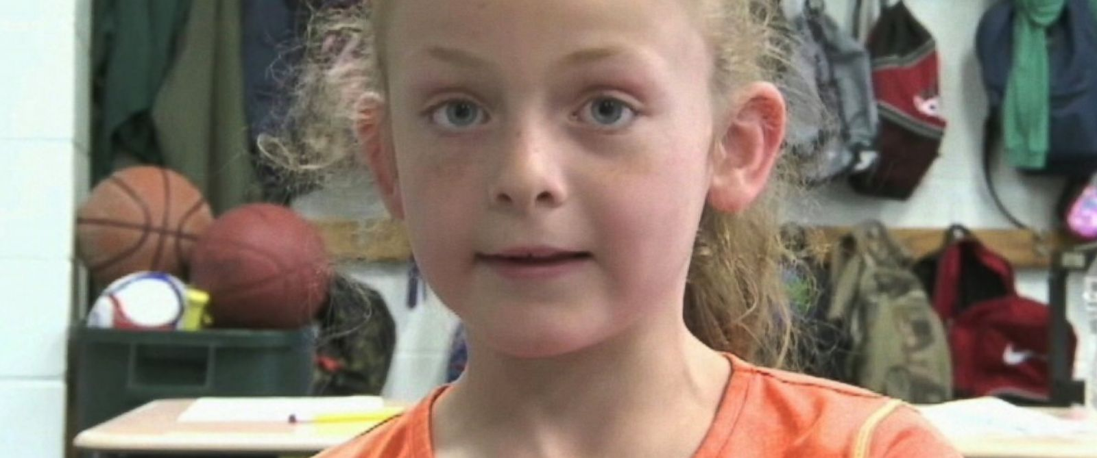 PHOTO: 8-year-old Abby Porter steered a car to safety after her mother passed out behind the wheel.