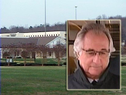 VIDEO: Bernie Madoff was moved from his cell after reports of feeling dizzy.