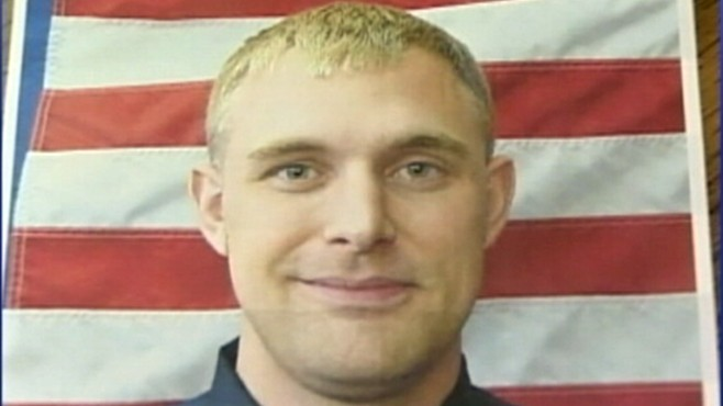 VIDEO: Wisconsin police officer fatally shot, another wounded in standoff with suspect.