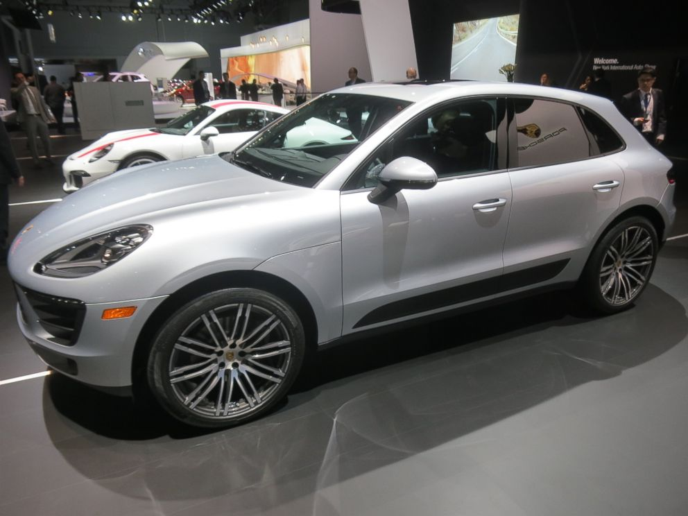 PHOTO: The German automaker expanded its Macan lineup to include a 2.0 liter four-cylinder turbo. <p itemprop=