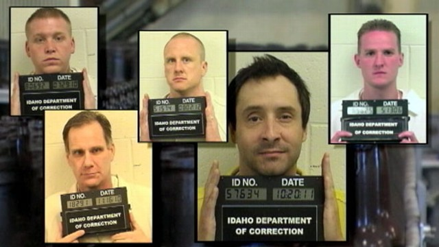 VIDEO: The inmates blame defendants lack of warnings on alcohol for their various crimes.