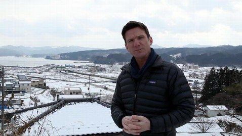 abc bill weir japan jef 120308 wblog ABCs Bill Weir Returns to Japan to Report Tsunami: One Year Later