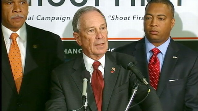 VIDEO: Bloomberg: Zimmerman Should Not Have Been Allowed A Gun