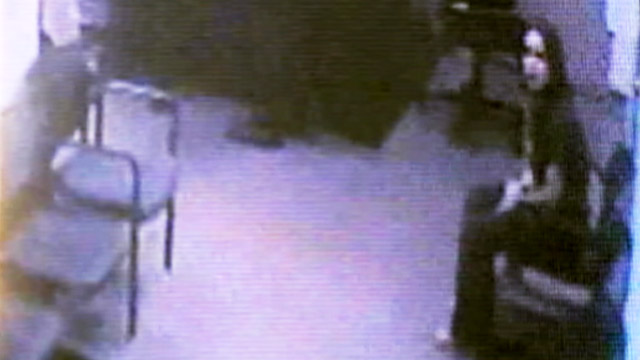 PHOTO:Video showing Casey Anthony