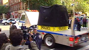 Photo: Police: C-4 in NYC cemetery first found last fall