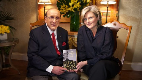 abc clive davis cynthia mcfadden lpl 130212 wblog Clive Davis Reveals Secrets About Legendary Artists and His Own Sexuality