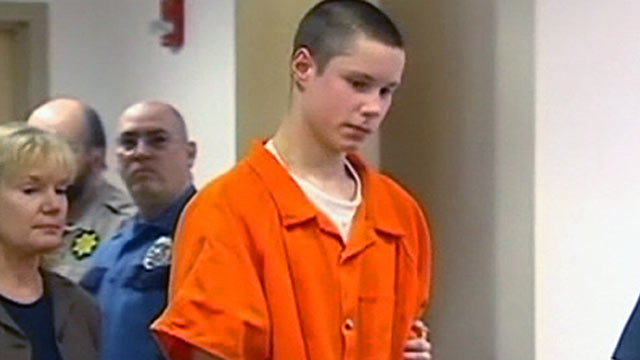 "PHOTO: Colton Harris Moore, the so-called ""Barefoot Bandit"", pleaded guilty Friday, June 17, 2011, to seven felonies in a federal court in Seattle."