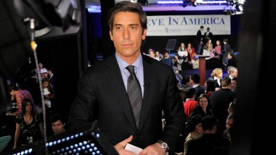 PHOTO: ABC news correspondent David Muir is seen here in this undated photo.