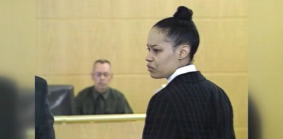 PHOTO: Cap: Deidra Gary was convicted of killing her husband, Carolina Panthers running back Fred Lane in 2000.