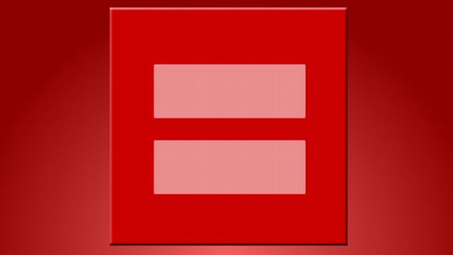 VIDEO: Same-sex marriage supporters change their profile pictures.