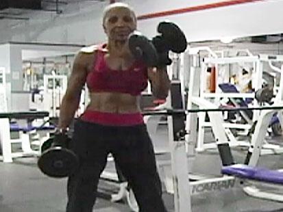 Ernestine Shepherd Diet