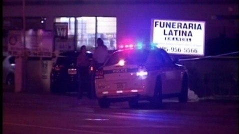 abc funenral shooting jt 120331 wblog Two Killed, 12 Wounded in Drive By Shooting at Funeral Home