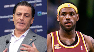 Sore Loser: Cavs Owner Lashes out at King James