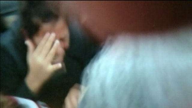 PHOTO: Woman Who Allegedly Pepper Sprayed Shoppers Turns Herself In