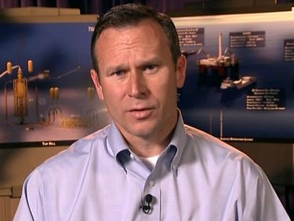 VIDEO: Doug Suttles discusses oil spill