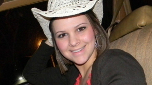 PHOTO: Police announced in a news conference Oct. 19, 2012, that they had found the body of missing 21-year-old Whitney Heichel.