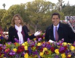 PHOTO: ESPN anchor Hannah Storm is returning to television to host the 2013 Rose Parade, just three weeks after she suffered serious burns in a propane gas grill accident at her Connecticut home.