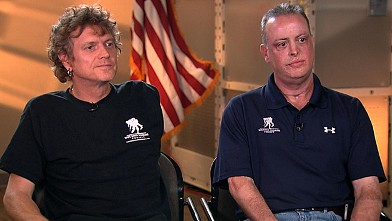 Def Leppard Drummer and Marine help veterans with PTSD