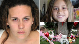 PHOTO This image, left, provided by the San Joaquin County Seriffs department shows the booking photo of Melissa Huckaby taken Saturday April 11, 2009. Huckaby, a Sunday school teacher, has been arrested and charged with kidnapping and killing