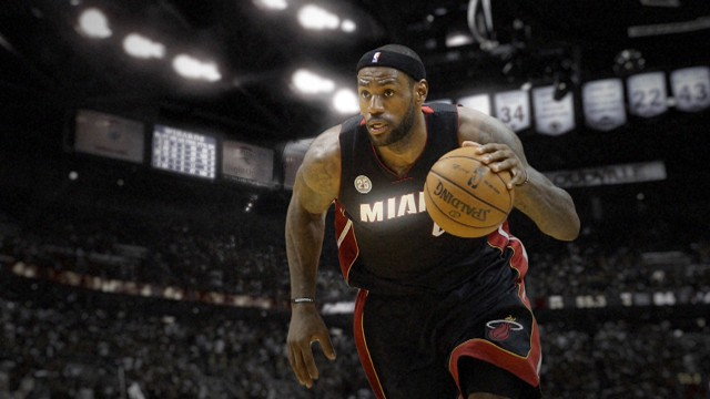 In the Game with LeBron James