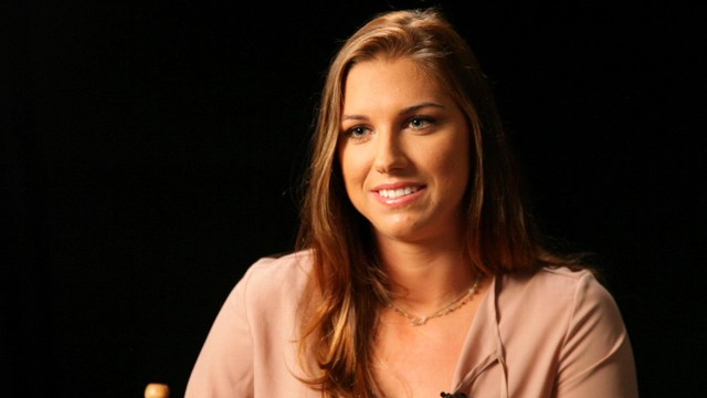 In the Game with Alex Morgan