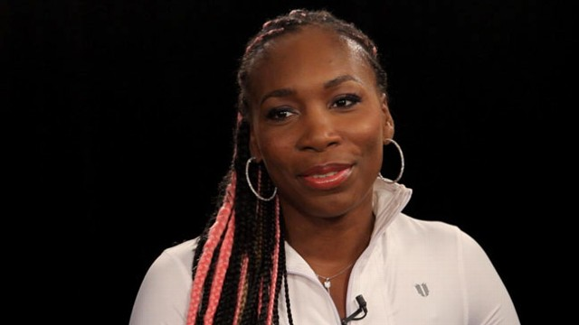 VIDEO: Venus Williams Interview