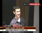 PHOTO:ABC News has obtained exclusive video and photos of Colorado shooting suspect James Holmes. The video was recorded six years ago when Holmes was 18.