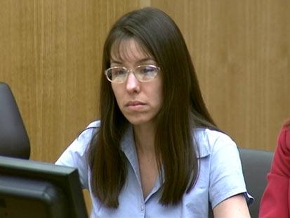 Jodi Arias Jury Views Photos of Deep Gashes on Ex-Boyfriend