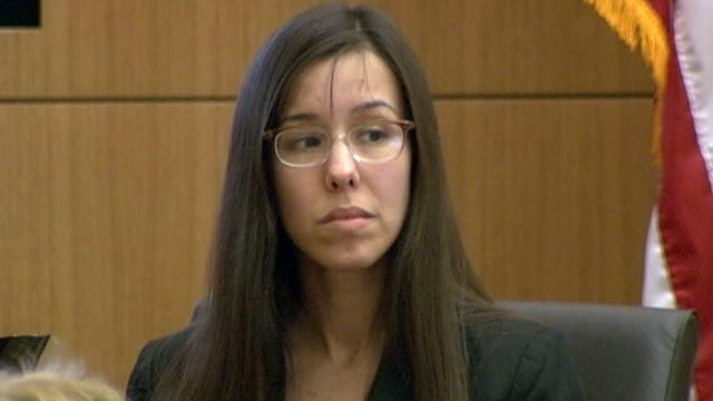 PHOTO: Jodi Arias takes the stand during her murder trial in Phoenix, Ariz., Feb. 28, 2013.