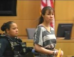 PHOTO: Jodi Arias appears in court on June 20, 2013.