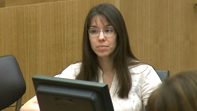 PHOTO: Jodi Arias appears in court for her murder trial at the Maricopa County Superior Court, Jan. 30, 2013, in Phoenix.