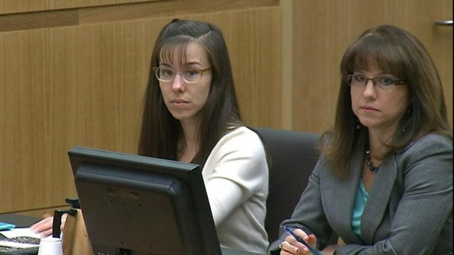 PHOTO: Defense attorneys for Jodi Arias in her murder trial rested their case after 2 1/2 months.