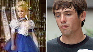 PHOTO Investigators hoping to solve the 1996 killing of 6-year-old pageant queen JonBenet Ramsey, shown left, have launched a fresh round of interviews with witnesses, including the girls brother, Burke Ramsey, shown right, now 23.