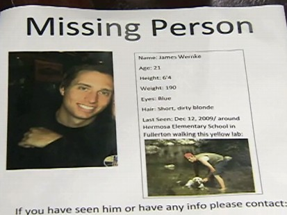 Video: Family searches for they missing college-aged son.