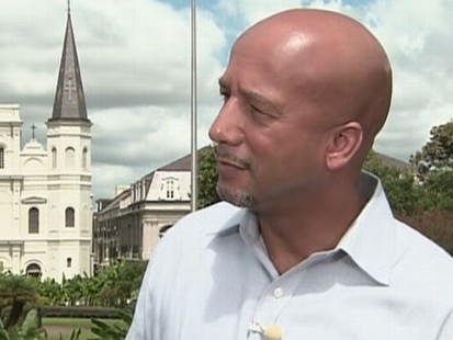 "VIDEO: Former New Orleans mayor says the city is ""different but the same."""