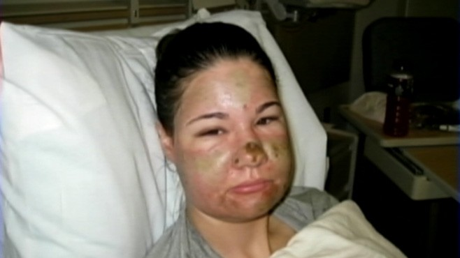 VIDEO: Newspaper reports that Bethany Storros wounds mayve been self-inflicted.