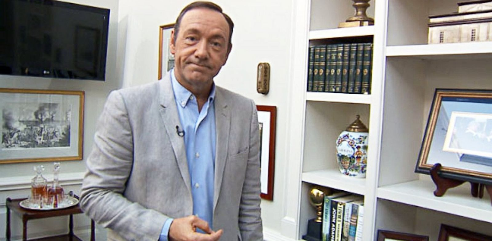 PHOTO: Kevin Spacey