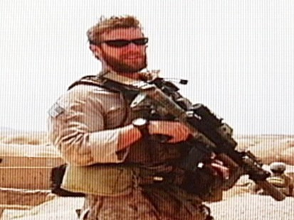 VIDEO: Bill Osborn faces a Navy discharge for using marijuana to treat PTSD.