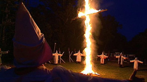abc kkk dm 121026 wblog NIGHTLINE TAKES A RARE LOOK INSIDE THE NEW KKK