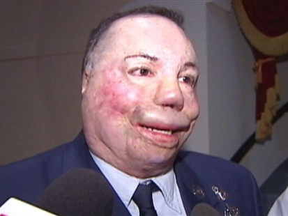 VIDEO: Sgt. Israel Del Toro is back on duty after being told hed never walk again.