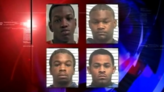 VIDEO: 14 suspects are accused in the alleged rape of an 11-year-old Texas girl.