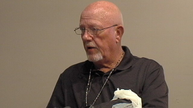 VIDEO: Director John Russell claims to know perpetrator of 1977 Girl Scout murders.